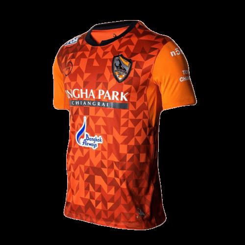 เสื้อเชียงราย 2017 สีส้ม