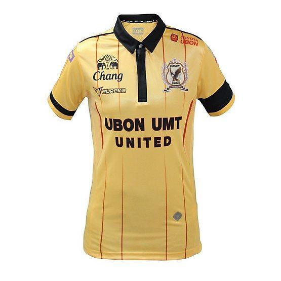เสื้ออุบล 2017 สีทอง