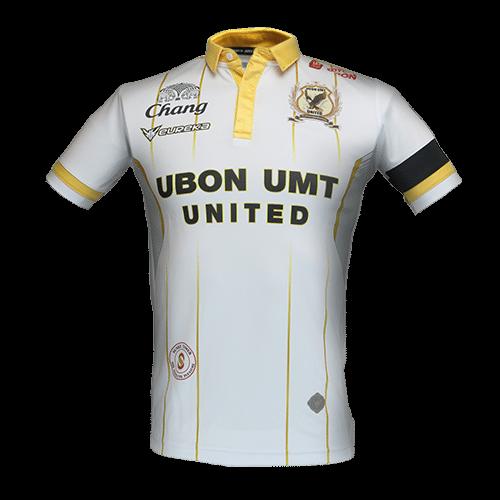 เสื้ออุบล 2017 เหย้า สีขาว
