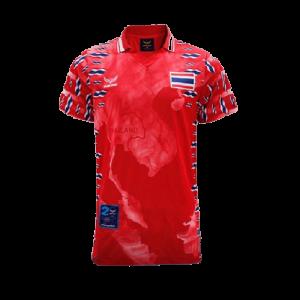 เสื้อศักดิ์ศรีปฐพีไทย สีแดง