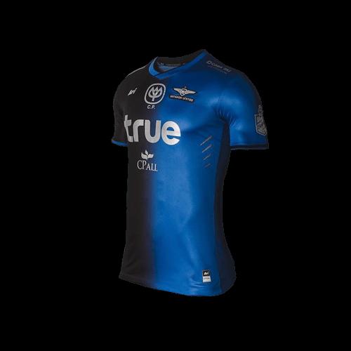 เสื้อแบงค็อก ยูไนเต็ด 2017 สีน้ำเงิน