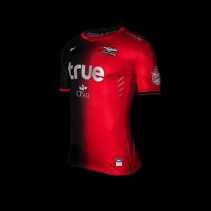 เสื้อแบงค็อก ยูไนเต็ด 2017 สีแดง