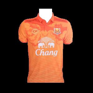 เสื้อสุโขทัย 2017 สีส้ม