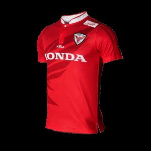 เสื้อไทยฮอนด้า 2017 สีแดง