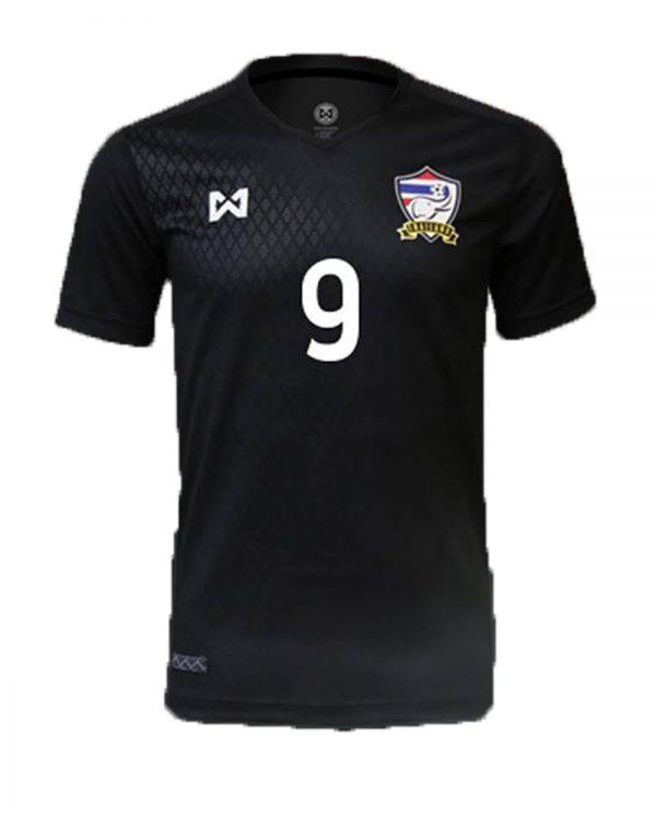 เสื้อทีมชาติไทย 9 ด้านหน้า